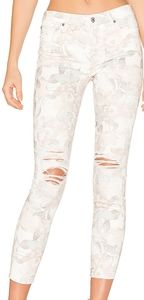7 For All Mankind Sydney Garden Ankle Jeans